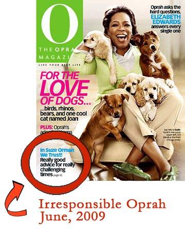 oprah suze orman